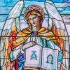 Windows - Chapel Alpha & Omega angel-2
