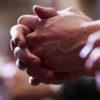 praying hands for header