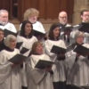 West Gallery Choir sings at the National Cathedral