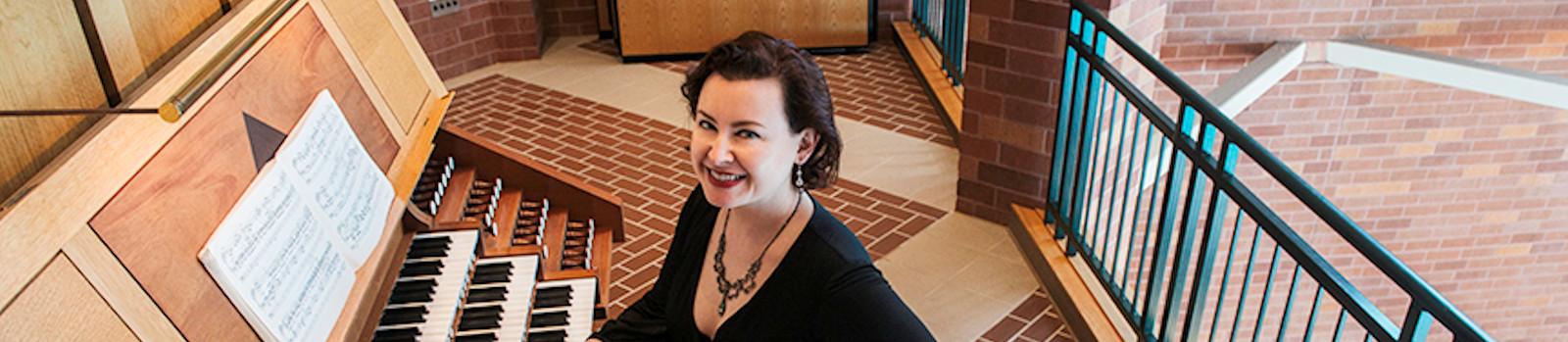 Dr. Damin Spritzer, organ recitalist