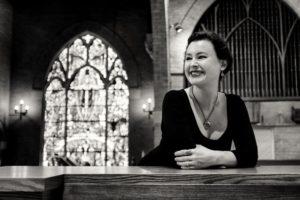 Dr. Damin Spritzer organist