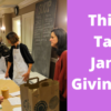 This Sunday! Taste of St. James's and Giving Tree Gala