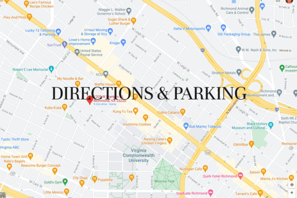 dIRECTIONS-PARKING