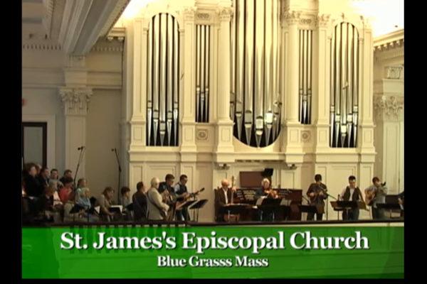 Blue Grass Mass