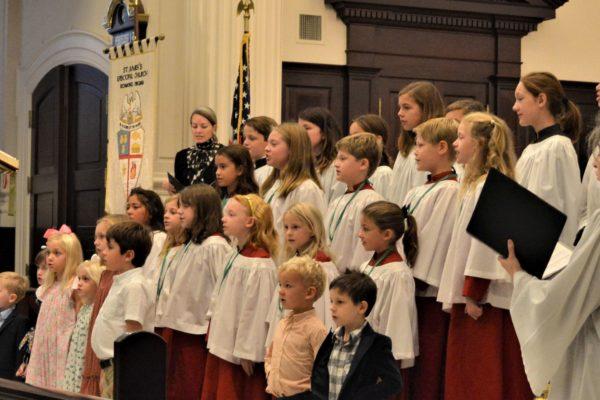 Cherubs and Children's Choir 2019