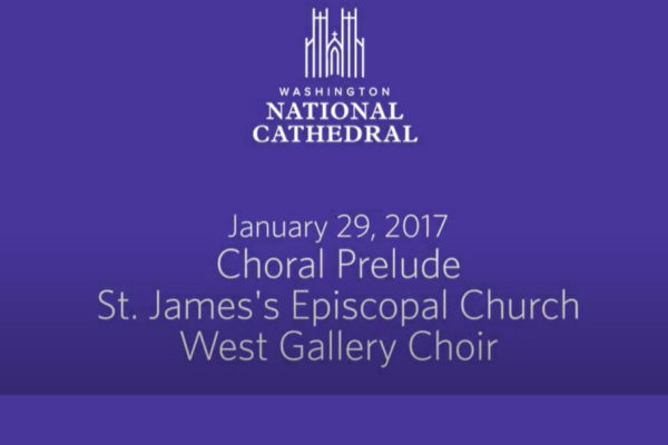 National Cathedral Choior