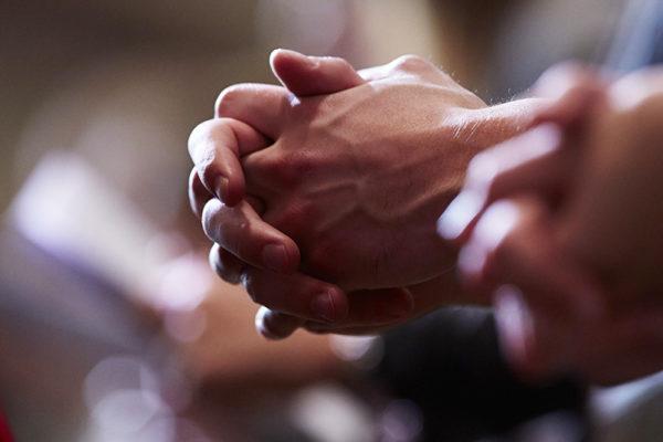 Prayiing Hands Hi Rez